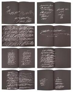 Odi di Orazio (Series II, complete set of 16 screenprints on 8 sheets), 1968