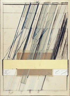 Untitled (from Hommage a Picasso), by Cy Twombly