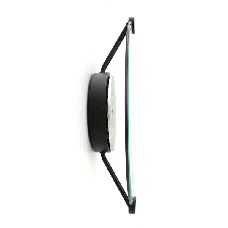 Cyclos Applique or Ceiling Light by Michele De Lucchi for Artemide, 1980s In Good Condition For Sale In Savona, IT