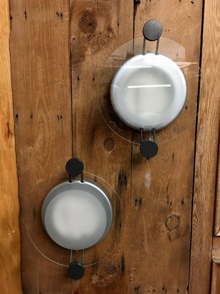 20th Century Cyclos Sconce by Michele de Lucchi for Artemide, 1980s For Sale