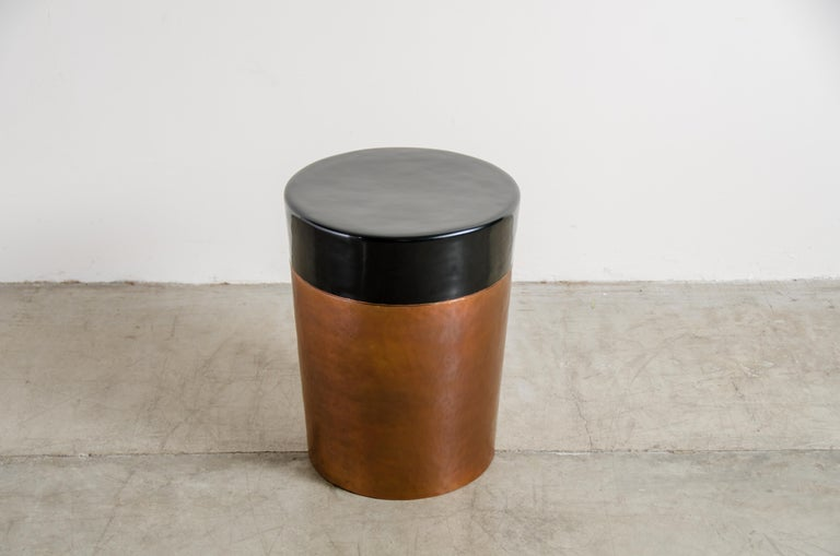 Cylindrical storage Drumstool