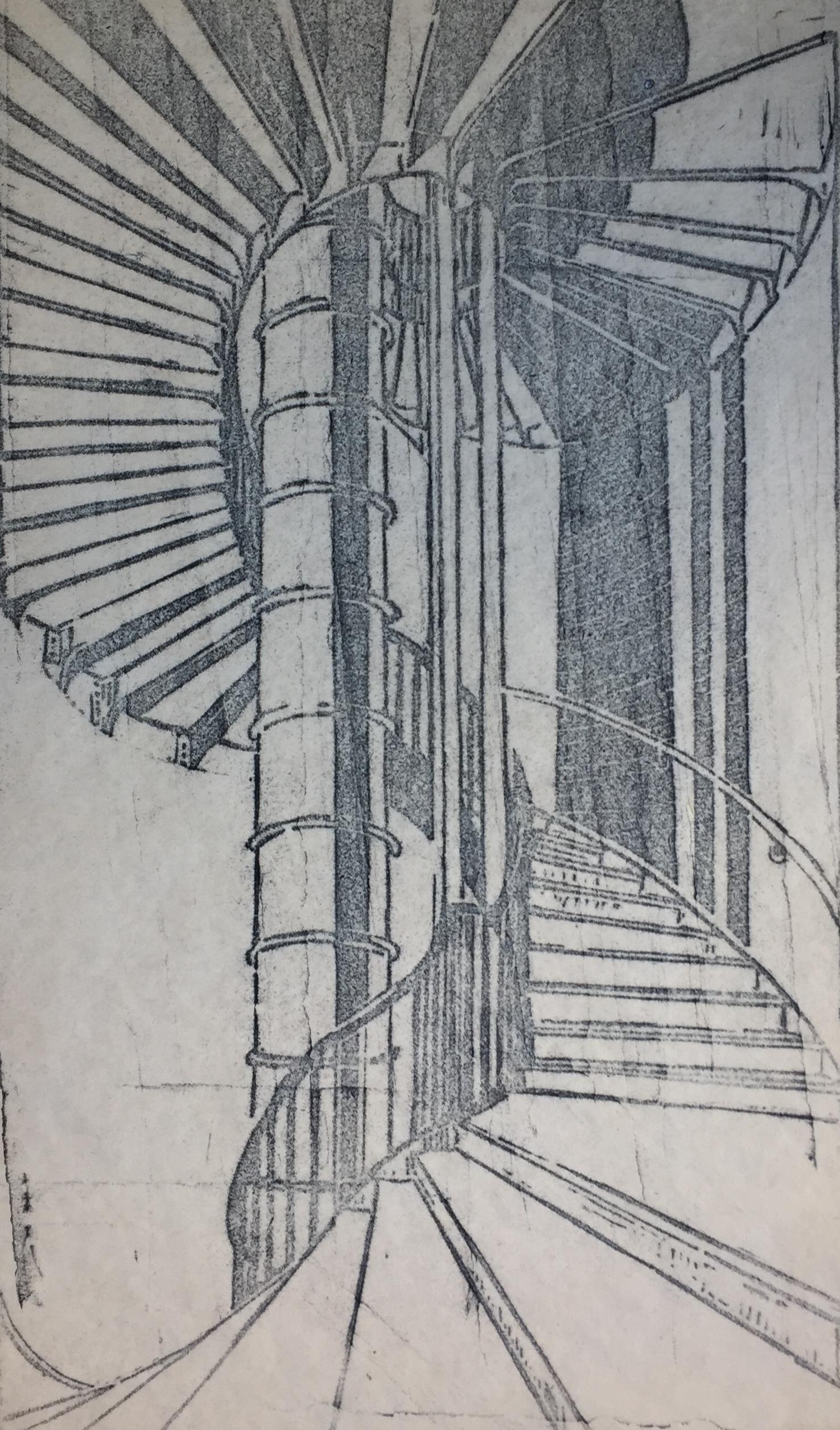 TUBE STAIRCASE