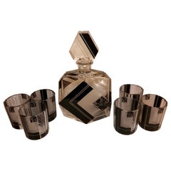 Art Deco Barware