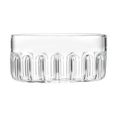 Eu Clients Contemporary Minimal Bessho Medium Glass Bowl Handmade, in Stock