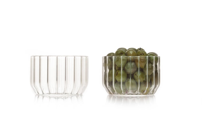 Dearborn large glass bowl
