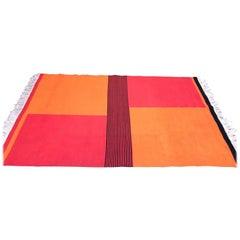 Czechoslovakian Rug Carpet by Antonin Kybal, 1930s