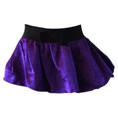 D & G vintage micro skirt
