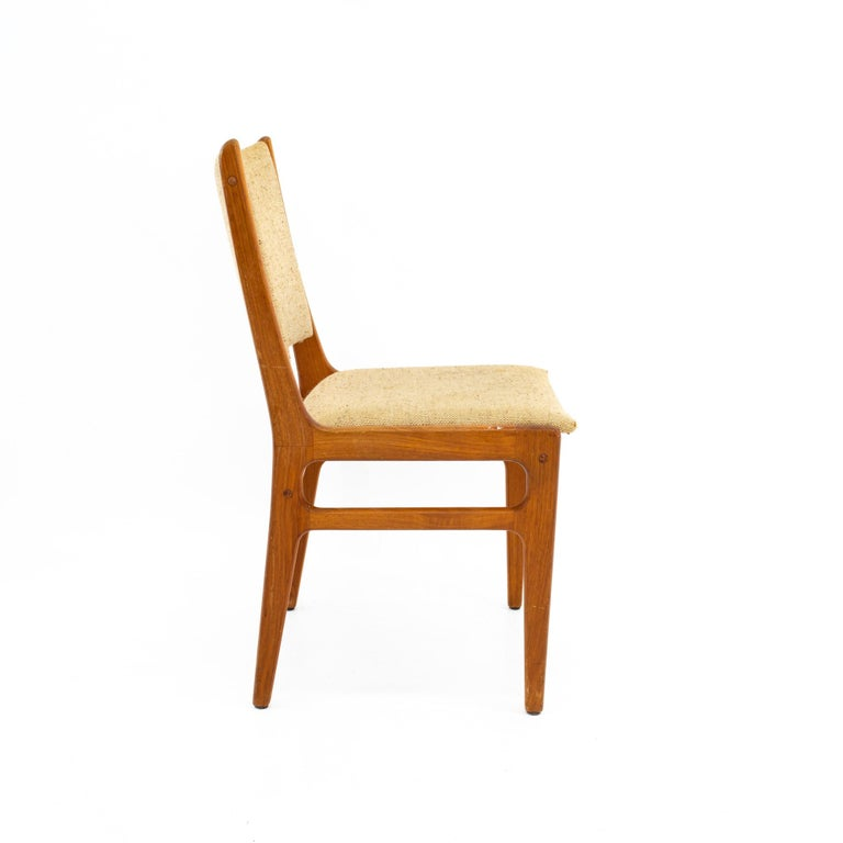 D-Scan Mid Century Dining Chair, Set of 3 For Sale 3