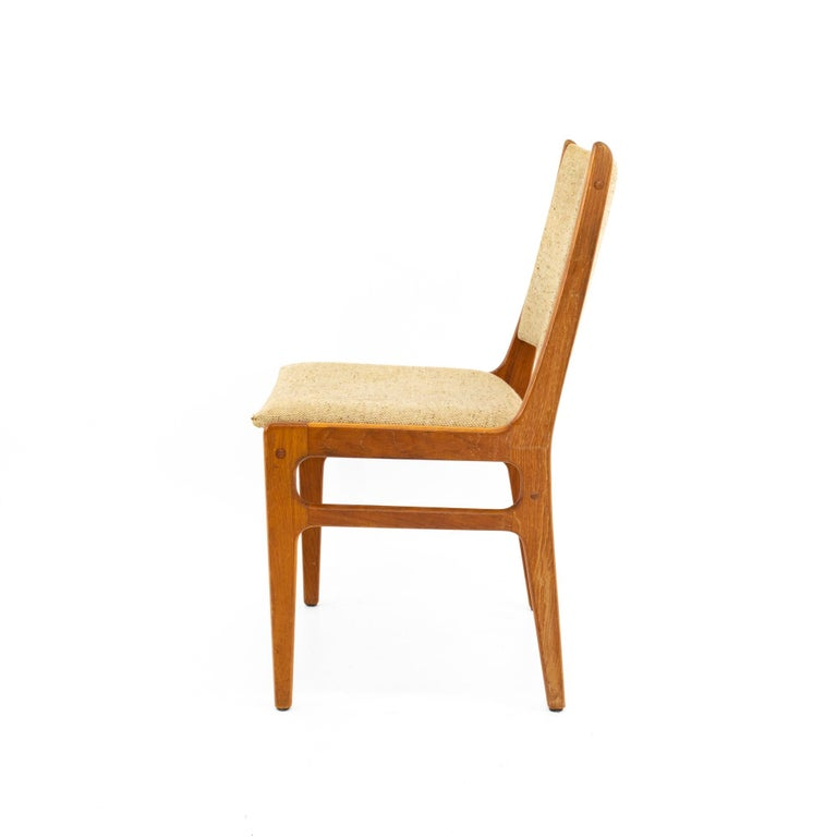 D-Scan Mid Century Dining Chair, Set of 3 For Sale 4
