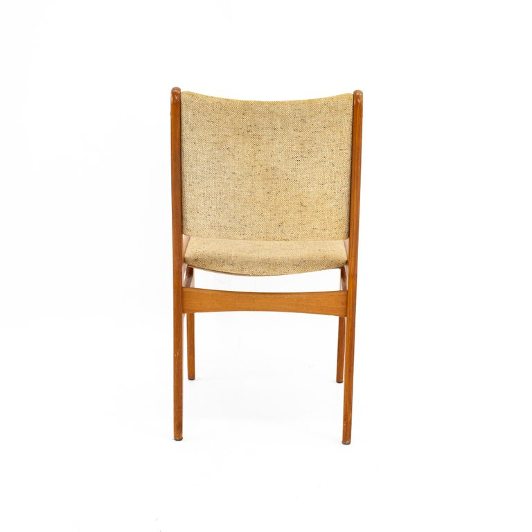 D-Scan Mid Century Dining Chair, Set of 3 For Sale 6