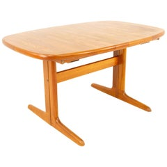 D-Scan Midcentury Teak Table