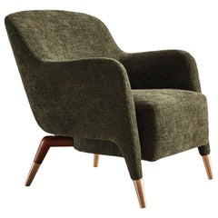 D.151.4, Armchairs Design Gio Ponti, Edited by Moltoni