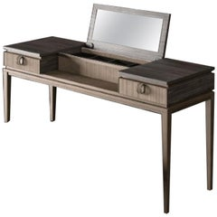 D613 Dragonfly Vanity Table