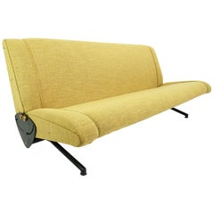 D70 Sleeper Sofa by Osvaldo Borsani for Tecno, 1950s