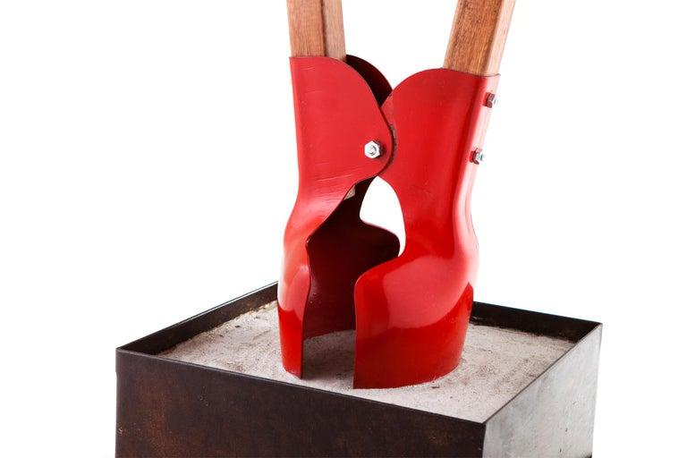 'Da Pá Vermelha' Shelve For Sale 1