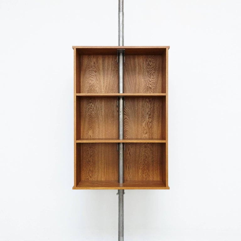 Mid-Century Modern Dada Bibliotheque Prototype For Sale