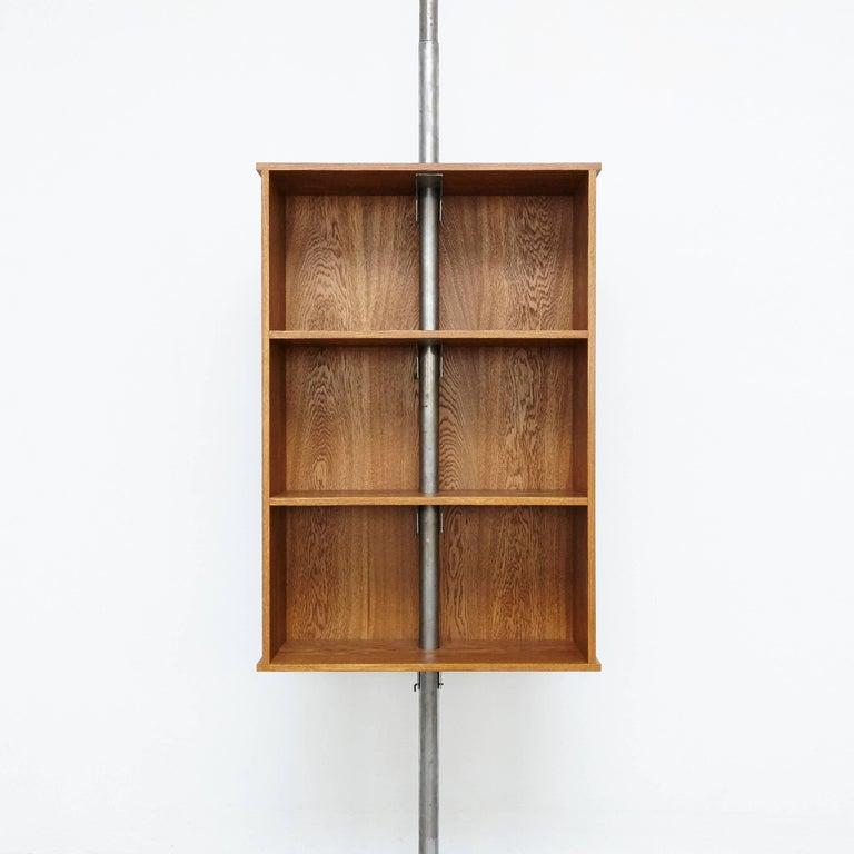 Mid-Century Modern Dada Bibliotheque Prototype For Sale