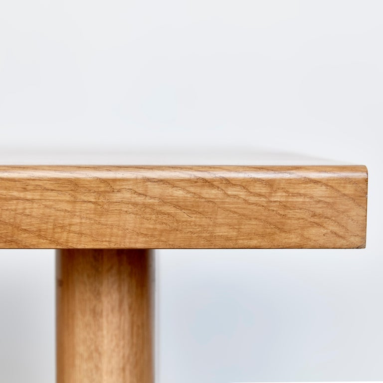 Dada Est. Contemporary Solid Ash Dining Table For Sale 5