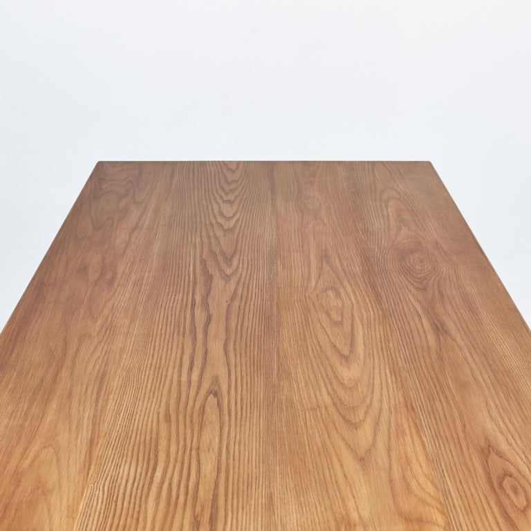 Dada Est. Contemporary Solid Ash Dining Table For Sale 7