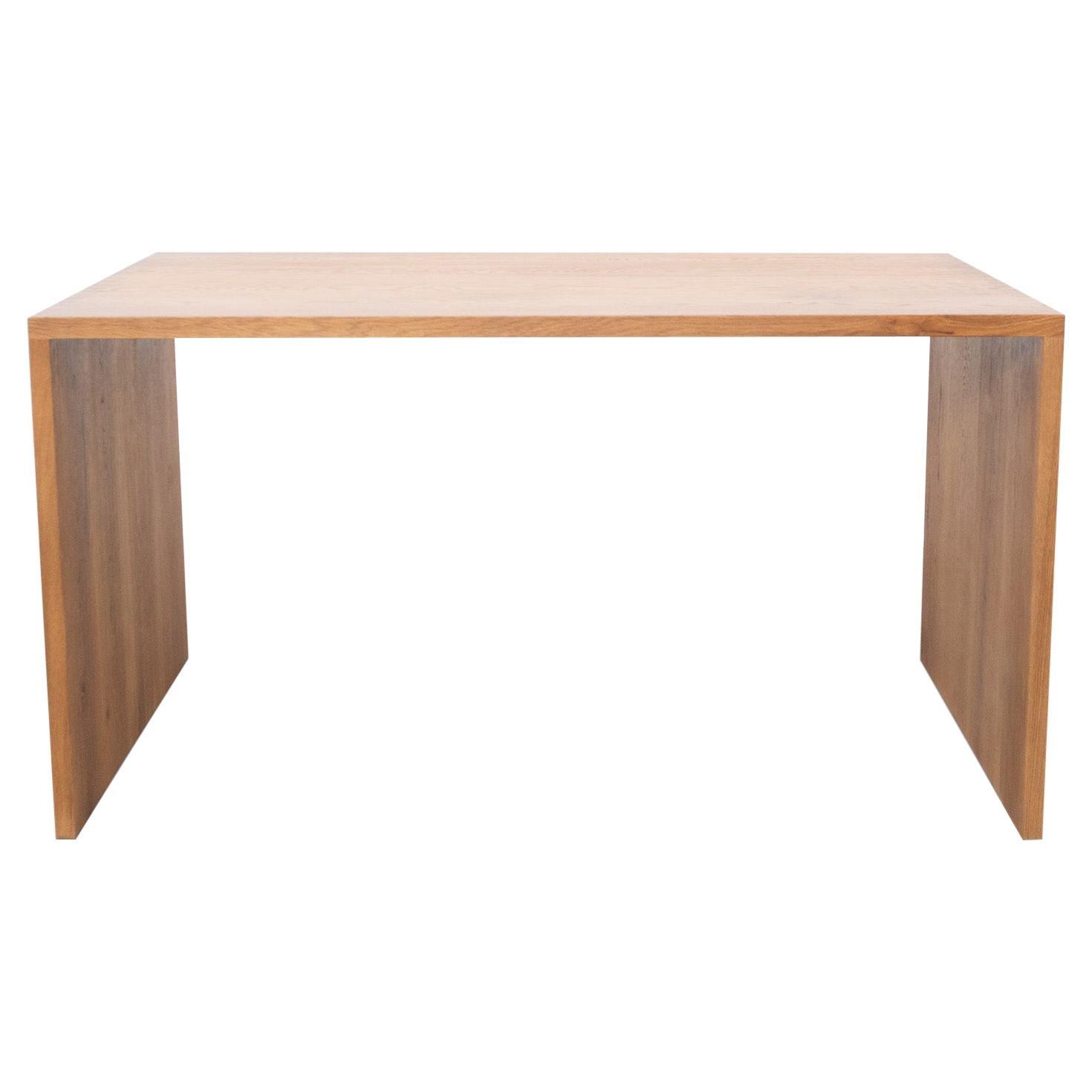 Dada Est. Contemporary Solid Oak Dining Table