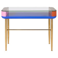 Dadah, Lacquered Console Designed by Nigel Coates