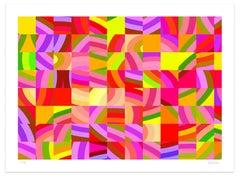 Candy Wrapper 2 - Original Giclée by Dadodu - 2009