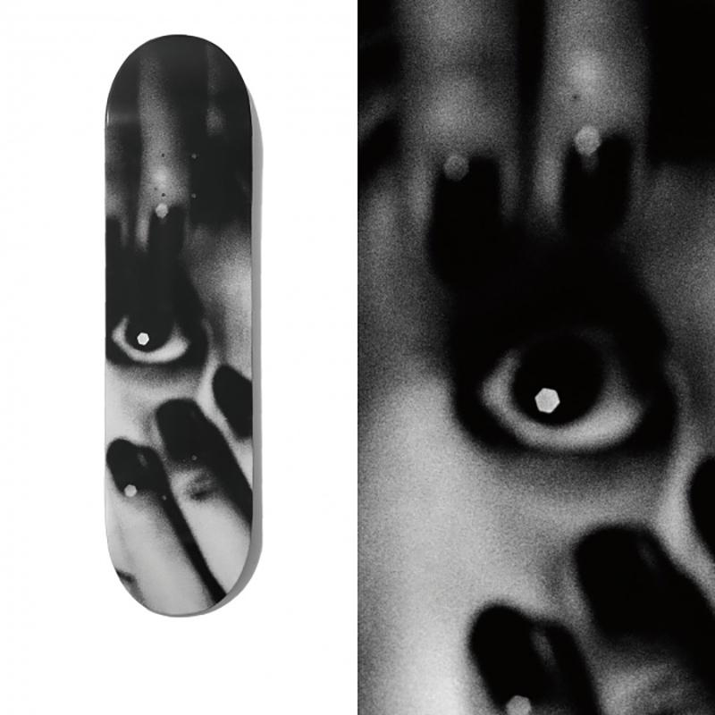 Daido Moriyama skateboard deck