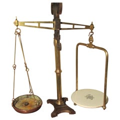 Dairy Balance Scales by Parnall of Bristol