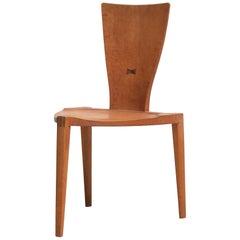 """Daisaku Choh """"Bachi"""" Chair, 1996, Japan"""