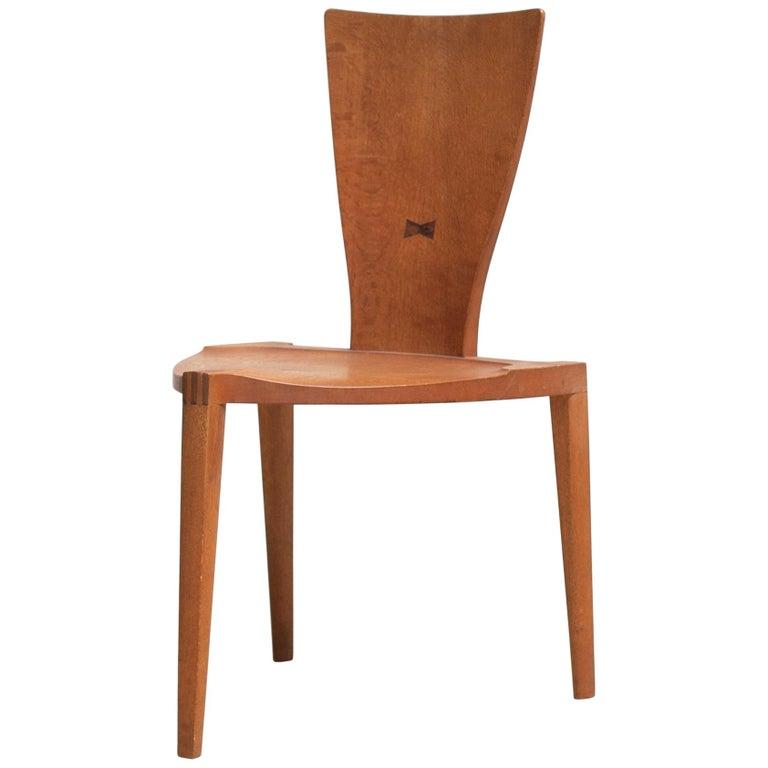 """Daisaku Choh """"Bachi"""" Chair, 1996, Japan For Sale"""
