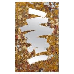 Daishi Luo, Copper Mirror, 'Scrape 01'
