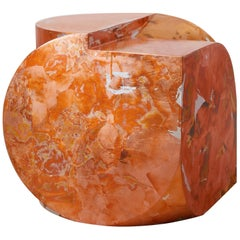 Daishi Luo, Copper Side Table/ Stool, 'Monocrystal'