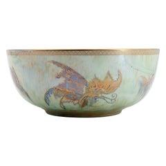 Daisy Makeig-Jones Wedgwood Butterfly Lustre Bowl