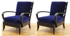 Dakota Jackson Modern 'Ceylon' Lounge Chairs