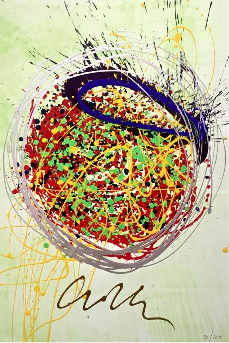 Confetti Blast Series - Mixed Media Art by Dale Chihuly