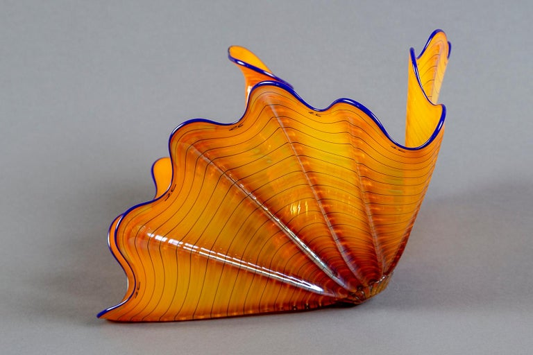 Dale Chihuly Wild Poppy Persian Set Contemporary Glass Art For Sale 2