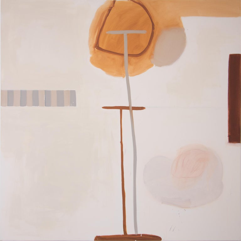 Dale Chisman Abstract Painting - Western Theory 2