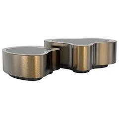 Dalia Retro Set of 2 Coffee Table
