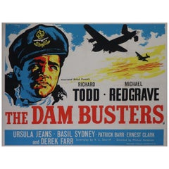 Dam Busters, The '1960R' Poster