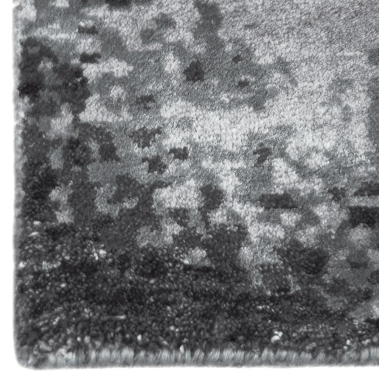 Damasc Illusion #2 Rug In New Condition For Sale In Milan, IT
