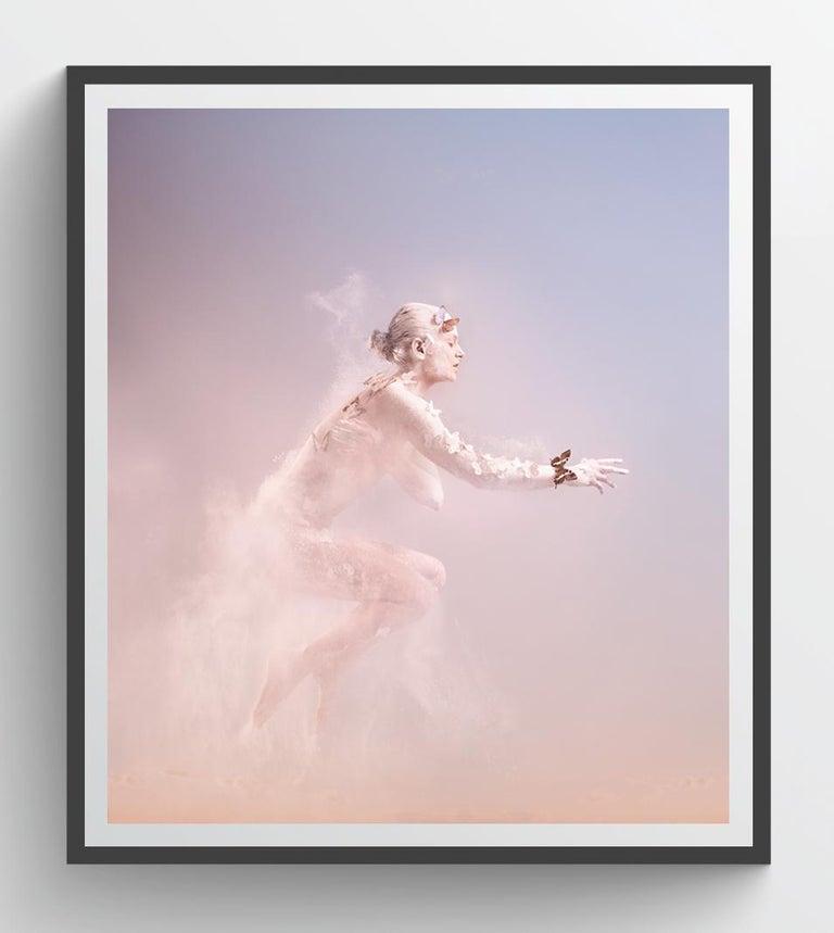 Damián Siqueiros Portrait Photograph - Dusk of Creation 01