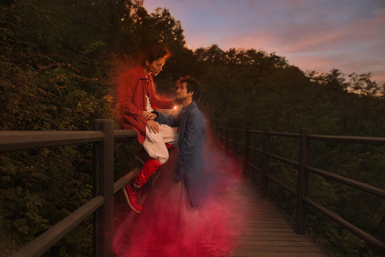 The Song of Marriage - Photograph by Damián Siqueiros