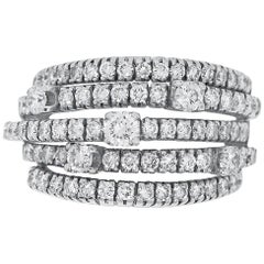 Damiani San Lorenzo Diamond Ring