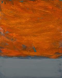 2017-N17 ASTRUM, Painting, Oil on Wood Panel