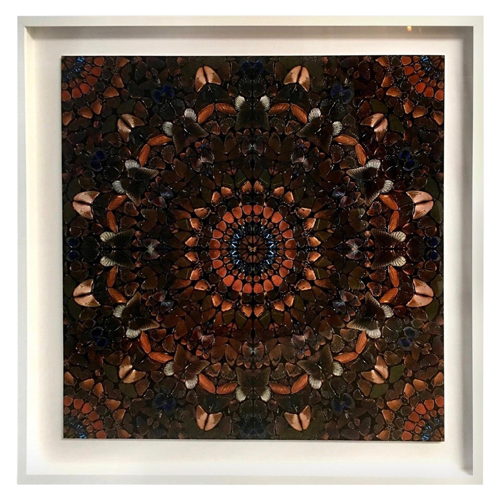 Damien Hirst Butterfly Wallpaper