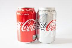 Coke/Diet Coke (Fact Sculpture)
