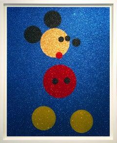 Damien Hirst, Mickey, (2016)