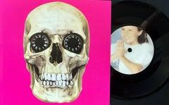 Damien Hirst Skull album art