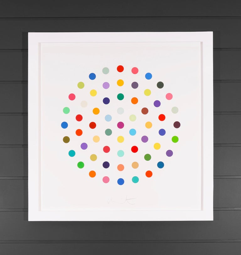 Damien Hirst, Multi-color 'Spots' Etching, 2004 - Contemporary Print by Damien Hirst