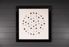 Damien Hirst, 'Spots' Greyscale, (2005)